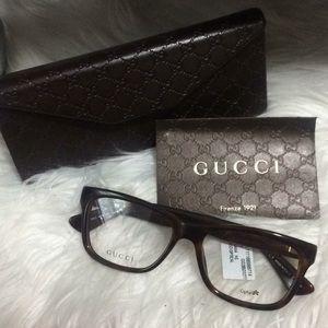 Authentic Gucci glasses frames